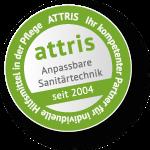 Siegel Attris | Ihr kompetenter Partner für individuelle Hilfsmittel in der Pflege
