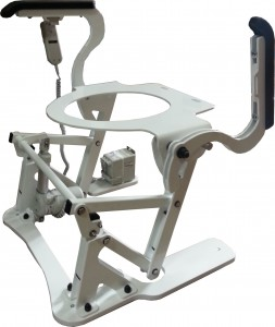 Stand-Up Support BC65 - movable handles