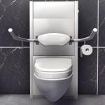 Lift Toilette STV100 - Frontansicht