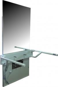 Lift Waschtisch Unterputz - Konstruktion