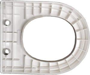 Sitzerhöhung Querschnitt mit Fishbone Struktur. Extrem starke Innenstruktur für hohe Belastungen