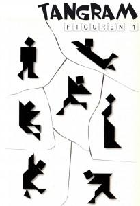 Tangram Aufgaben Figuren 1