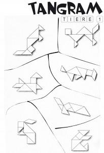 Tangram Lösungen_Tiere 1