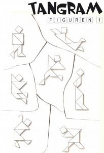 Tangram Lösungen Figuren 1