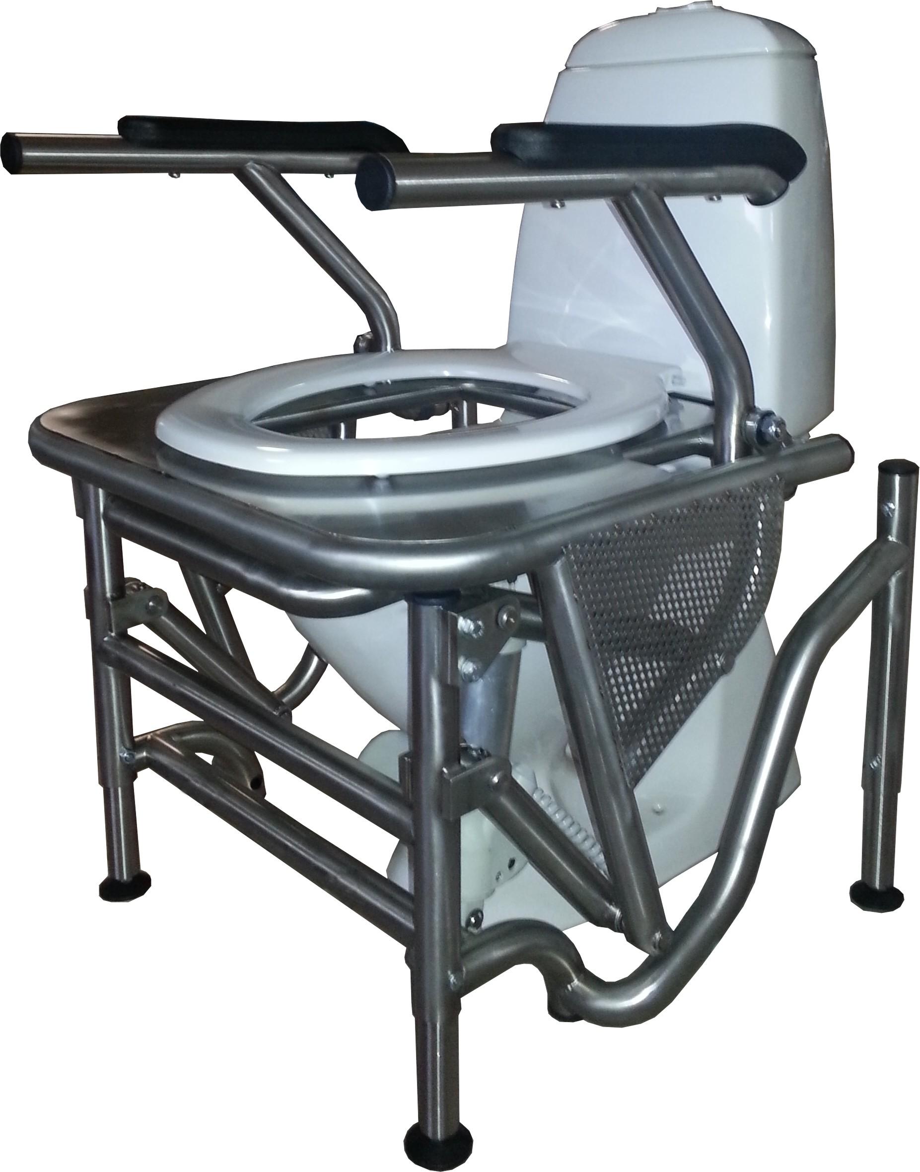 mobiler toilettenstuhl mmc attris anpassbare. Black Bedroom Furniture Sets. Home Design Ideas