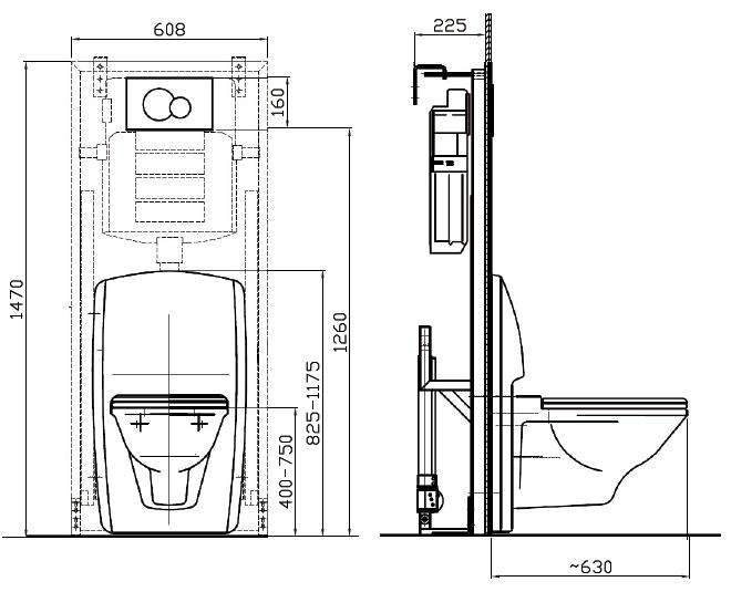 lift toilette forall toilettenlift attris anpassbare. Black Bedroom Furniture Sets. Home Design Ideas