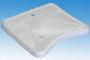 Lift Waschtisch Aufputz - Santis 900 Waschbecken